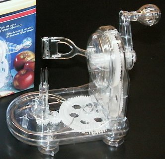 Apple Pro Peeler from Starfrit Kitchenware