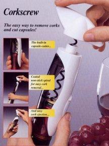 Corkscrew from Starfrit Kitchenware