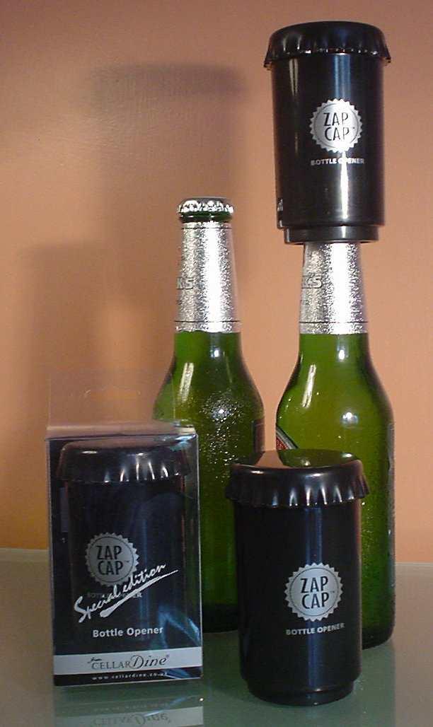 crown cap zap cap bottle openers picture