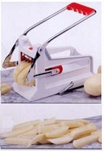 potato chipper starfrit red and white model