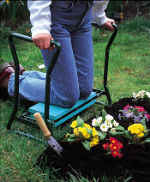 Garden Kneeler. picture click to read more