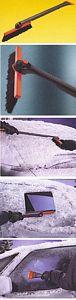 Snow Brush Ice Scraper. picture click to read more
