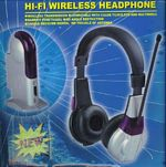 Wireless Headphones. picture click to read more
