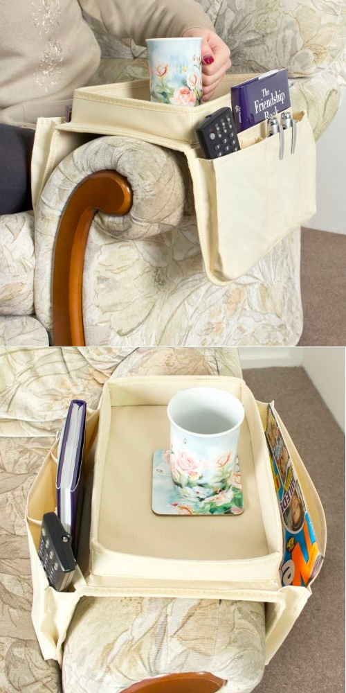Armchair Tray And Caddy picture