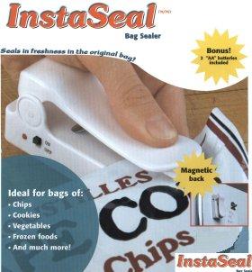 Instaseal Bag Sealer from Starfrit Kitchenware