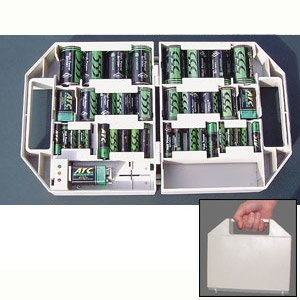 Battery box With Batteries picture
