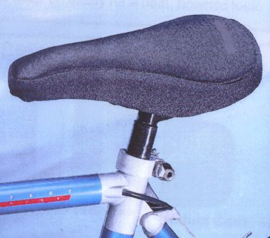 bicycle seat covers  memory foam picture