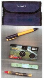 Car Accident Report Kit picture click to read more