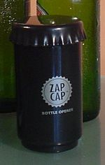 Crown Cap Zap Cap Bottle Openers picture click to read more
