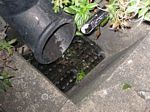 Drain Covers (Two 6 x 6 in stainless steel.) picture click to read more