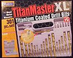 Titan Master XL Drill Set picture click to read more