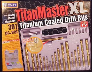 Titan Master XL Drill Set picture