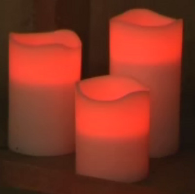 Flameless Battery Candles picture