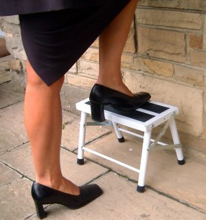 Folding Step Stool picture