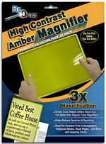 Full Page Magnifying Sheet picture click to read more