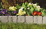 Garden Lawn Edging Stone Look (10Pcs) picture click to read more