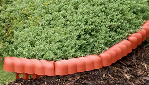 Garden Lawn Edging Terracotta Look picture