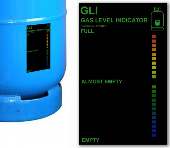 Gas Level Indicator picture