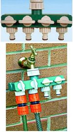 Hose Adapters Tap To Four Hoses (4 outlets from 1 tap) picture click to read more