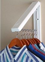 InstaHanger (The original fold up 30 cm hanger holding system.) picture click to read more
