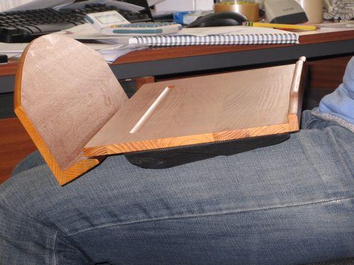 Lap Desk Book Stand picture