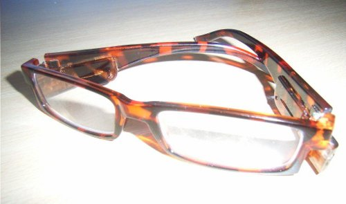 LED Glasses Tortoiseshell picture