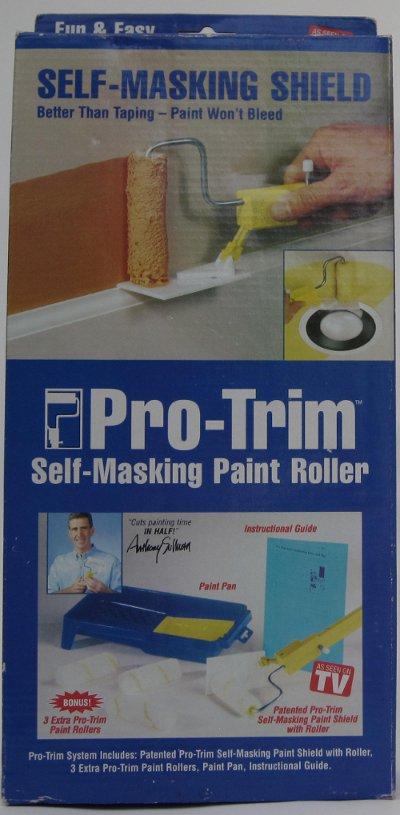Pro Trim Edge Painter Set paint rollers picture