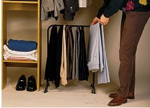 Mobile Trouser Rack picture