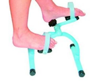 Pedal Exerciser Blue picture