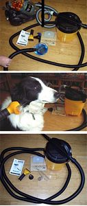 Pet Vacuum Cleaner (Pet Vac Aqua Jumbo) picture click to read more