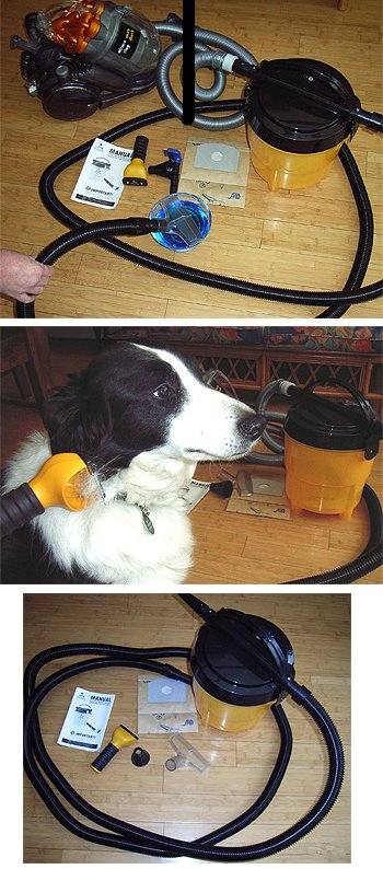 Pet Vacuum Cleaner picture