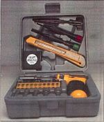 Ratchet Screwdriver And Socket Set Tool Box picture click to read more