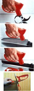 Re Sharpening Blades picture click to read more