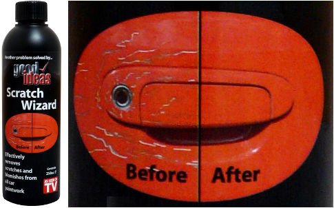 car scratch remover picture