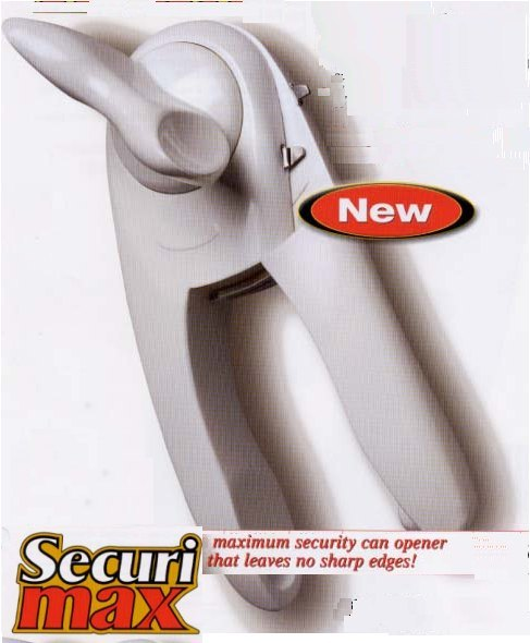 SecuriMax Can Opener picture