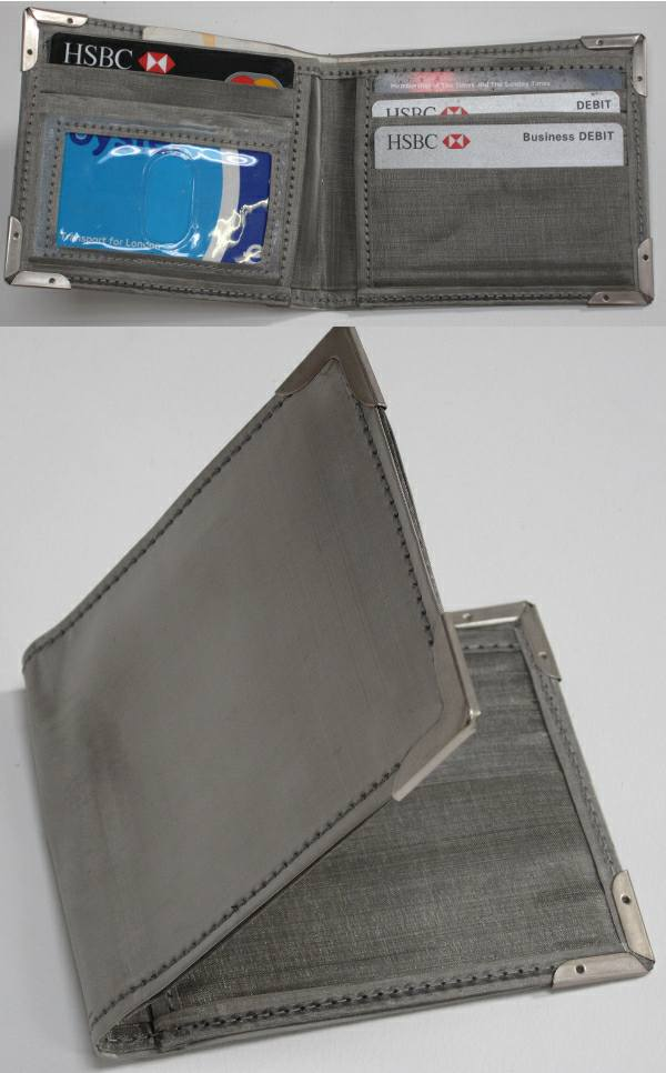 Stainless Steel Wallet picture