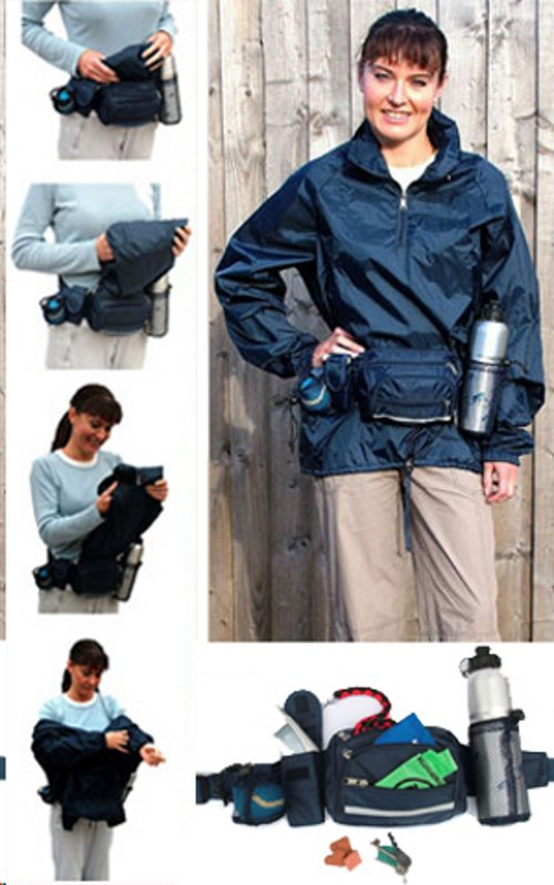 Swiss Army Style Waterproof Jacket picture