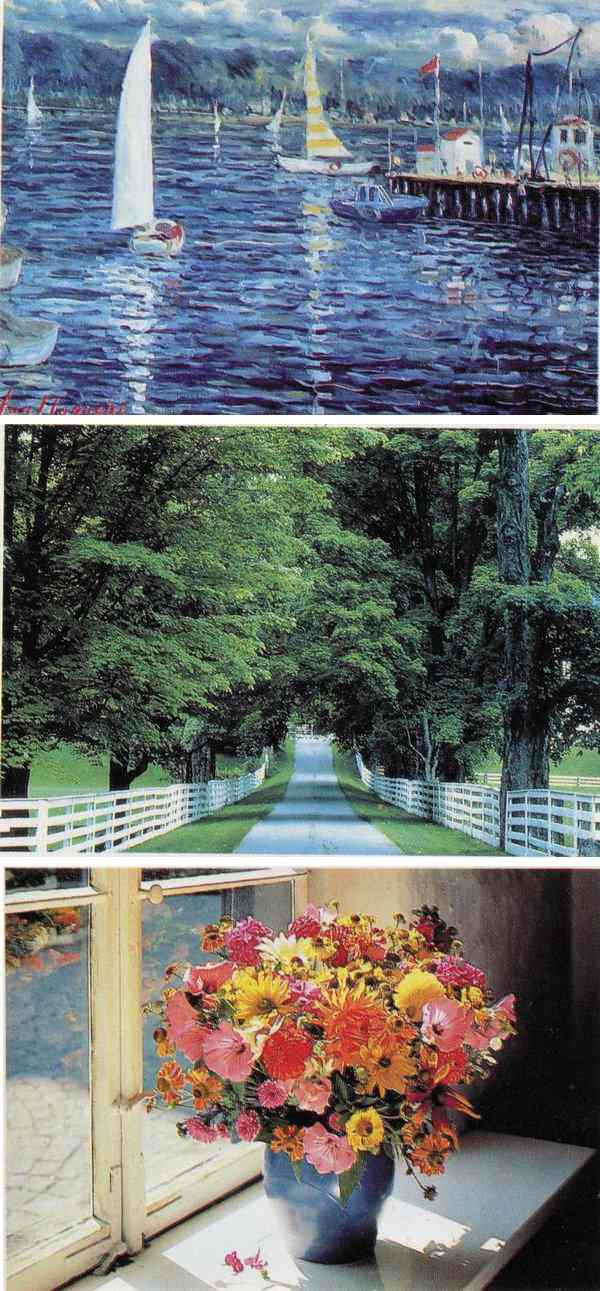 Jigsaw Puzzles  Set Of 3 picture