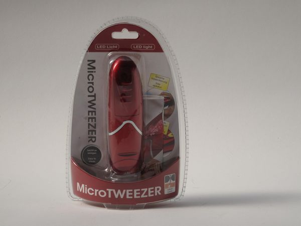Microtweezer With Light picture