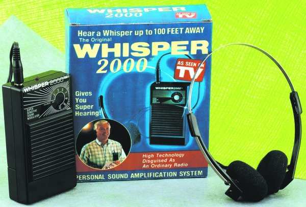 Whisper 2000 picture