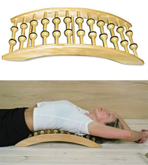 Wooden Back Stretcher picture
